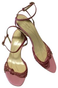 4ced14cc3054 Pink Kate Spade Sandals - Up to 90% off at Tradesy