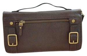 Fossil Mocca Clutch