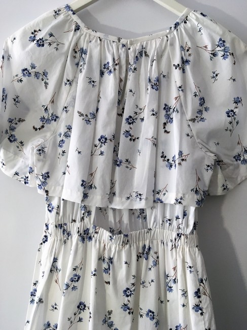 Rebecca Taylor short dress White Blue on Tradesy Image 11