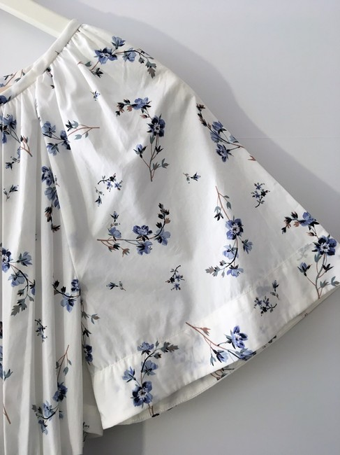 Rebecca Taylor short dress White Blue on Tradesy Image 3