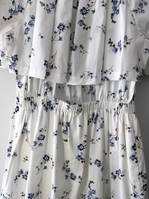 Rebecca Taylor short dress White Blue on Tradesy Image 7
