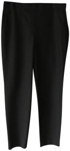 Theory Made In Usa Pull On Trouser Pants Blacke