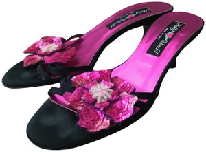 Hollywould Pink Sandals