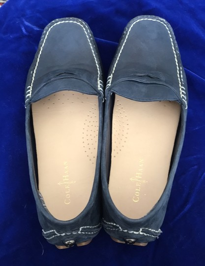 Cole Haan Loafer blue Flats Image 6