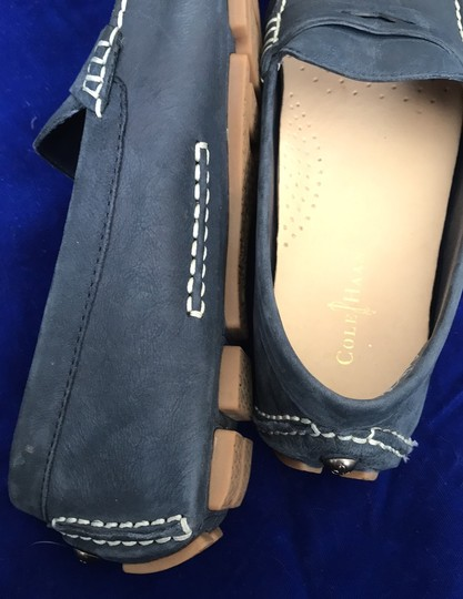 Cole Haan Loafer blue Flats Image 7