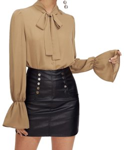 Shein Top Light brown