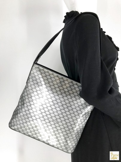 Céline Macadam Pvc Shoulder Bag Image 11