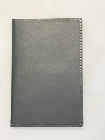 Goyard Goyardine Passport Wallet Grey Image 7