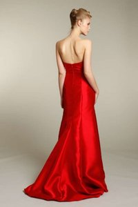 Jim Hjelm Occasions RED Jh 5173 Dress