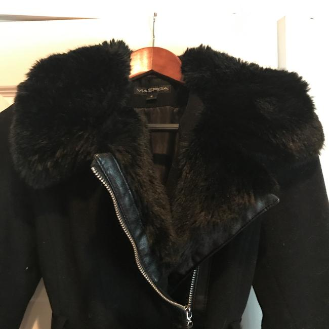 Via Spiga Fur Coat Image 7