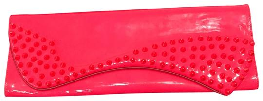 Preload https://img-static.tradesy.com/item/25230479/christian-louboutin-pigalle-fuchsia-pink-patent-leather-clutch-0-1-540-540.jpg