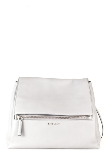 Preload https://img-static.tradesy.com/item/25230701/givenchy-pandora-pure-satchel-grey-leather-shoulder-bag-0-0-540-540.jpg