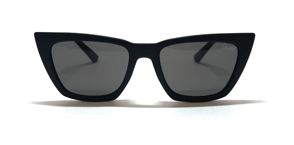 771efd22f6ad1 Quay Desi Perkins Dont   -ME Sunglasses FREE 3 DAY SHIPPING Cat Eye Image 0  ...