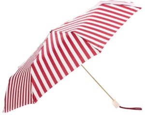 Marc Jacobs NWOT Marc Jacobs White/Red Striped Umbrella
