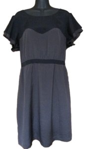 Mossimo Supply Co. Crepe Cocktail Evening Xxl Dress