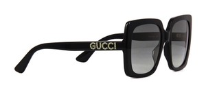 Gucci with Crystals Style GG0418s 001 -FREE and FAST SHIPPING - Large