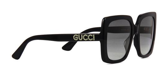 Gucci with Crystals Style GG0418s 001 -FREE and FAST SHIPPING - Large Image 0