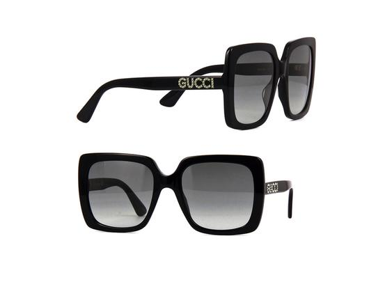 Gucci with Crystals Style GG0418s 001 -FREE and FAST SHIPPING - Large Image 8