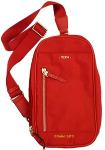 Tumi Sling Purse Shoulder-bag Travel Cross Body Bag
