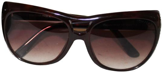 Tom Ford Tom Ford Brown Claudette Sunglasses Image 1