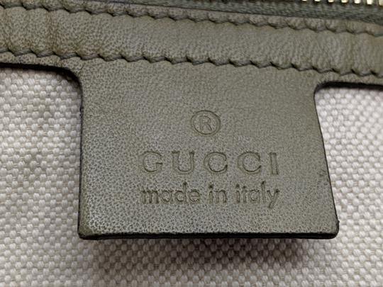 Gucci Gg Monogram Supreme Web Hobo Bag Image 10