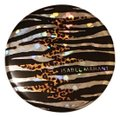 Isabel Marant Zebra/Leopard Print Button Pin Image 0