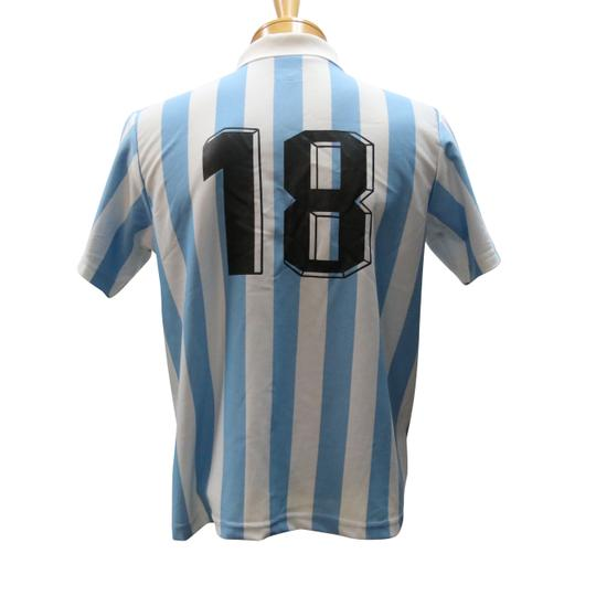 Supreme Blue and White Jersey Playboy Soccer Size S Mens Shirt Image 2