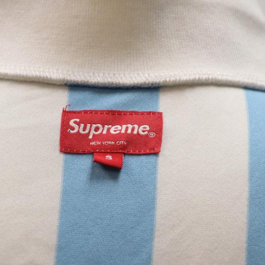 Supreme Blue and White Jersey Playboy Soccer Size S Mens Shirt Image 5