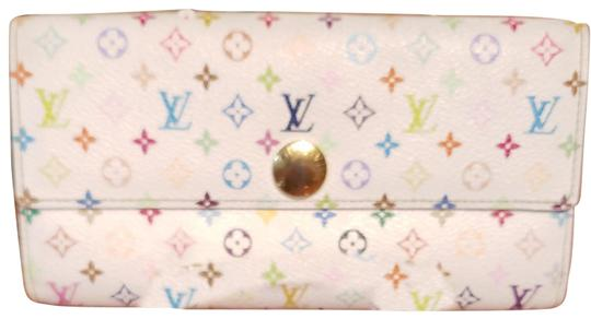 Preload https://img-static.tradesy.com/item/25231274/louis-vuitton-white-monogram-merkami-multi-colored-with-pink-interior-hard-to-find-in-such-good-shap-0-1-540-540.jpg