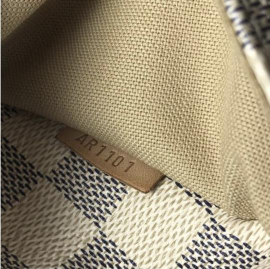 Louis Vuitton Lv Totally Totally Mm Damier Canvas Tote Shoulder Bag Image 11