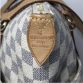 Louis Vuitton Lv Totally Totally Mm Damier Canvas Tote Shoulder Bag Image 4