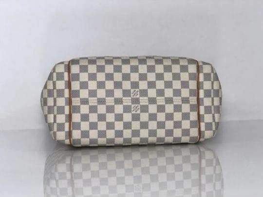 Louis Vuitton Lv Totally Totally Mm Damier Canvas Tote Shoulder Bag Image 7