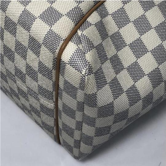 Louis Vuitton Lv Totally Totally Mm Damier Canvas Tote Shoulder Bag Image 8