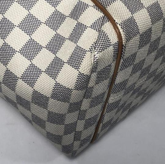 Louis Vuitton Lv Totally Totally Mm Damier Canvas Tote Shoulder Bag Image 9