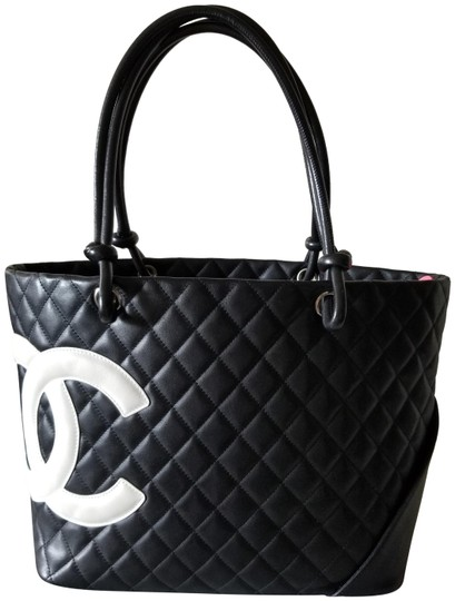 Preload https://img-static.tradesy.com/item/25231382/chanel-cambon-large-black-calfskin-leather-tote-0-1-540-540.jpg