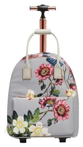 6da140240 Ted Baker Clarra Babylon Two Wheel Carry On Suitcase Grey Polyester ...