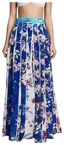 Rococo Sand Maxi Skirt Onlookers won't be able to look away from the mesmerizing floral print on this ROCOCO SAND maxi skirt. This pleated skirt is lightweight and springy, a great choice for a spring or summer garden party.