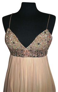 Cassandra Stone Cocktail Party Guest Of Wedding Empire Waist Spaghetti Straps Pageant Short Club Dress