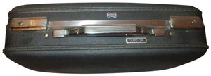 American Tourister Vintage Suitecase Hard Side Oneanm 002 gray Travel Bag