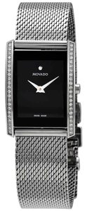 Movado La Nouvelle Ladies Diamond Mesh Watch