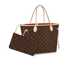 b1c90f657eb8c Louis Vuitton Tote in Brown