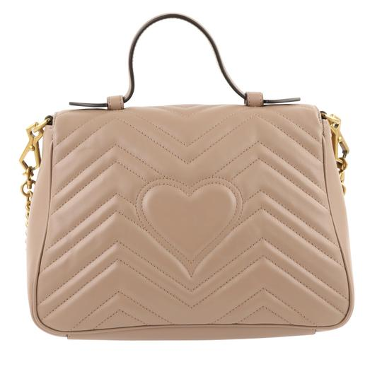 Gucci Gg Marmont Small Top Cross Body Bag Image 1