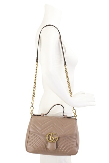 Gucci Gg Marmont Small Top Cross Body Bag Image 10