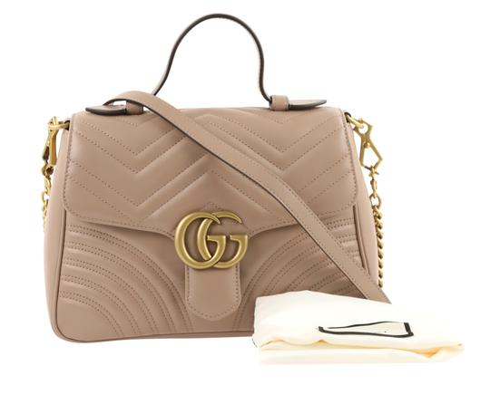 Gucci Gg Marmont Small Top Cross Body Bag Image 11