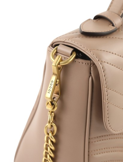 Gucci Gg Marmont Small Top Cross Body Bag Image 5