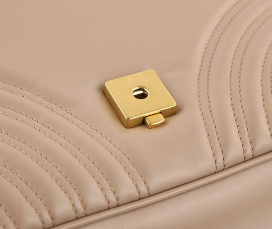 Gucci Gg Marmont Small Top Cross Body Bag Image 6
