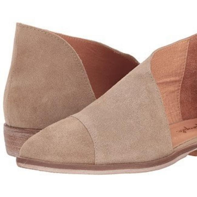 Item - Beige Royale Pointy Toe Boots Mules/Slides Size EU 42 (Approx. US 12) Regular (M, B)