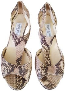 Jimmy Choo #demowedge #tstrap #spring Leopard Print Sandals