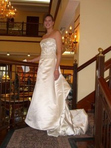 Jim Hjelm Occasions 8562 Wedding Dress