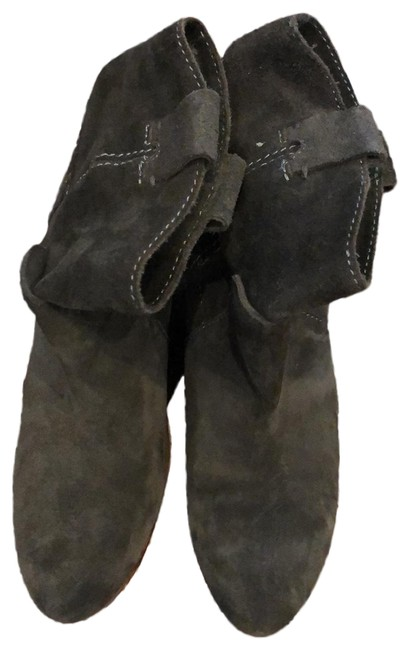 Item - Army Green Boots/Booties Size US 8.5 Regular (M, B)